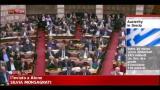 Crisi Grecia, approvato in Parlamento nuovo piano austerità