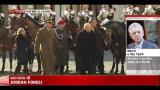 Incontro Napolitano-Wulff, in primo piano l'Europa
