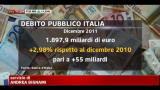 Bankitalia, nel 2011: entrate tributarie in crescita