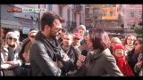 Sanremo 2012, Renga: noi artisti solo una cornice