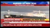 India, nave italiana apre fuoco contro peschereccio