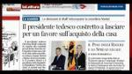 Rassegna stampa (18.02.2012)