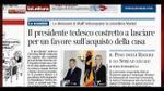 Rassegna stampa (18.02.2012)