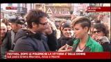 Sanremo, a Sky TG24 intervista ad Emma