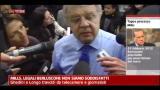 25/02/2012 - Mills, Legali Berlusconi: non siamo soddisfatti
