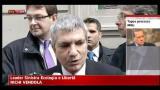 25/02/2012 - Processo Mills, Vendola: ingiustizia è fatta