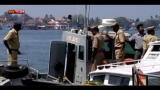 26/02/2012 - India, polizia sequestra armi dei marò a bordo Enrica Lexie