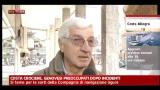 28/02/2012 - Costa Crociere, genovesi preoccupati dopo incidenti