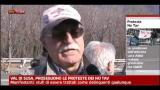 No Tav, manifestanti: stufi essere trattati come delinquenti