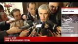 Liberalizzazioni, Casini: avremmo voluto più coraggio