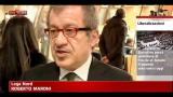 Liberalizzazioni, Maroni: c'è un abuso della fiducia