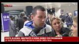 Costa Allegra, rientrato a Roma aereo con passeggeri