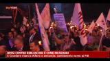 Bossi contro Berlusconi: è come Mussolini