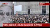 Funerali Lucio Dalla - 3° parte