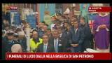 Funerali Lucio Dalla - 6° parte