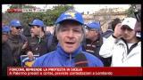 Sicilia, riprendono le proteste del Movimento dei Forconi