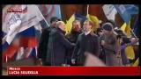 Russia, rilasciati i 250 fermati nelle proteste anti Putin