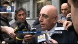 """08/03/2012 - Galliani: """"In campionato non è cambiato niente"""""""