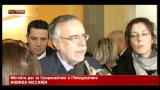 Riccardi: noi grande rispetto per i parlamentari