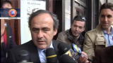 12/03/2012 - Michel Platini: &quot;La Juve vince il campionato&quot;