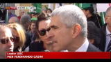 13/03/2012 - Casini: &quot;Bisogna raggiungere un'intesa&quot;