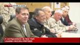 Afghanistan, Panetta accolto da sospetta autobomba