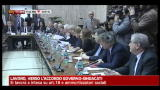 15/03/2012 - Lavoro, verso l'accordo governo-sindacati
