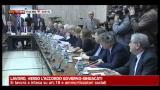 15/03/2012 - Lavoro, verso l'accordo governo-sindacati