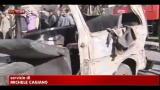 Attentati a Damasco, nel mirino i palazzi del potere