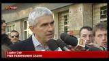 Lavoro, Casini: vogliamo accordo non solo provvedimenti