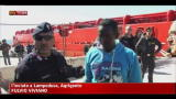 Immigrati Lampedusa, iniziati i primi trasferimenti
