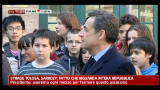 20/03/2012 - Strage Tolosa, Sarkozy: fatto che riguarda intera repubblica