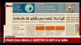 Rassegna stampa nazionale (21.03.2012)