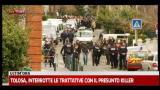 Tolosa, interrotte trattative con presunto killer