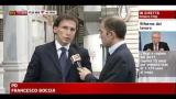 Riforma Lavoro, Boccia: finalmente centrale il Parlamento