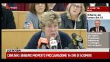 21/03/2012 - Lavoro, Camusso: sciopero riguarda sia privati che pubblici