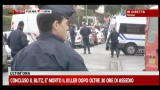 22/03/2012 - Tolosa, concluso blitz, il killer  morto dopo oltre 30 ore