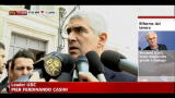 Lavoro, Casini: condividiamo scelta riformista governo