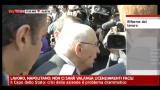 Lavoro, Napolitano: non ci sarà valanga di licenziamenti