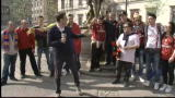 Milan-Barcellona: sfida di tifo