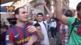 Milan-Barcellona: la febbre sale