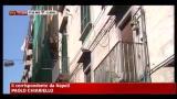 Anziana soffocata in casa nel centro di Napoli
