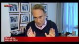 Mediaset, l'editoriale di addio di Emilio Fede al TG4