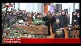 Ragazza morta a Barletta, dolore e rabbia ai funerali