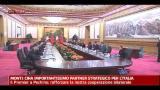 31/03/2012 - Monti: Cina importantissimo partner strategico per l'Italia
