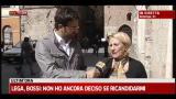 Lega, Sindaco di Albenga, fiducia in Umberto Bossi