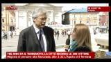 Terremoto Abruzzo, intervista a Gianni Chiodi
