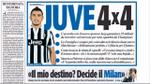 La rassegna stampa di Sky SPORT24