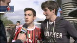 07/04/2012 - Pesante sconfitta per il Milan, parola ai tifosi