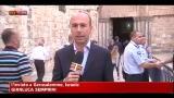 08/04/2012 - Pasqua a Gerusalemme per Mario Monti